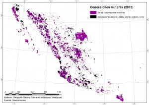 Concesiones mineras en México