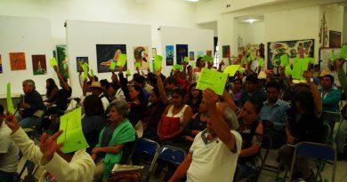 Comité de Ordenamiento Territorial de Cuetzalan exige cese de amenazas contra sus miembros