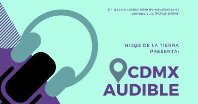Paisaje y cartografía sonora: CDMX Audible